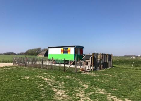 Pipowagen 'Don Voorzorg' Texel