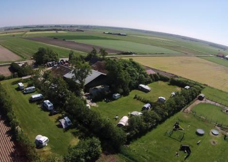Boerderijcamping Boer Lap