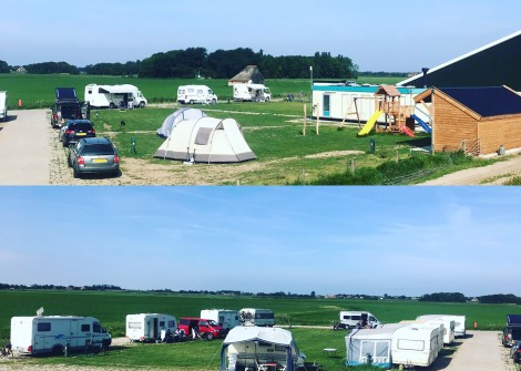 Camping Don Voorzorg Texel