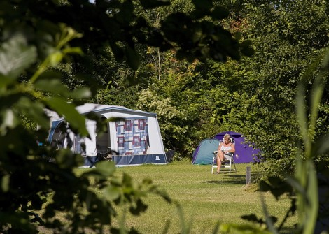 Charme Camping 't Woutershok