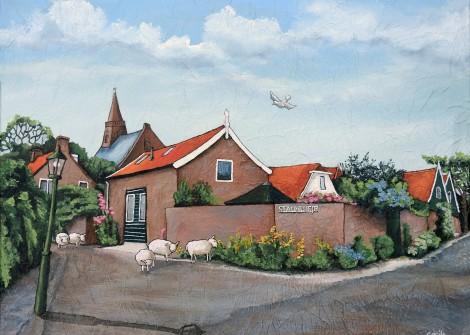 Stadhuisje Texel