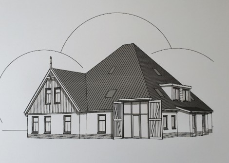 Vakantiehuis Eierland