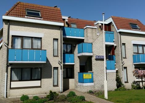 Appartementen Beatrix