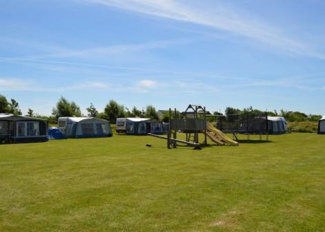 Mini camping Nieuw Duinoord