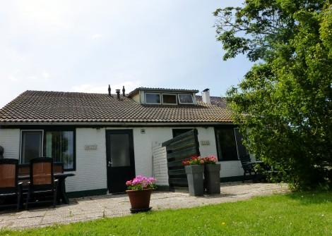 Vakantiehuisje De Haan