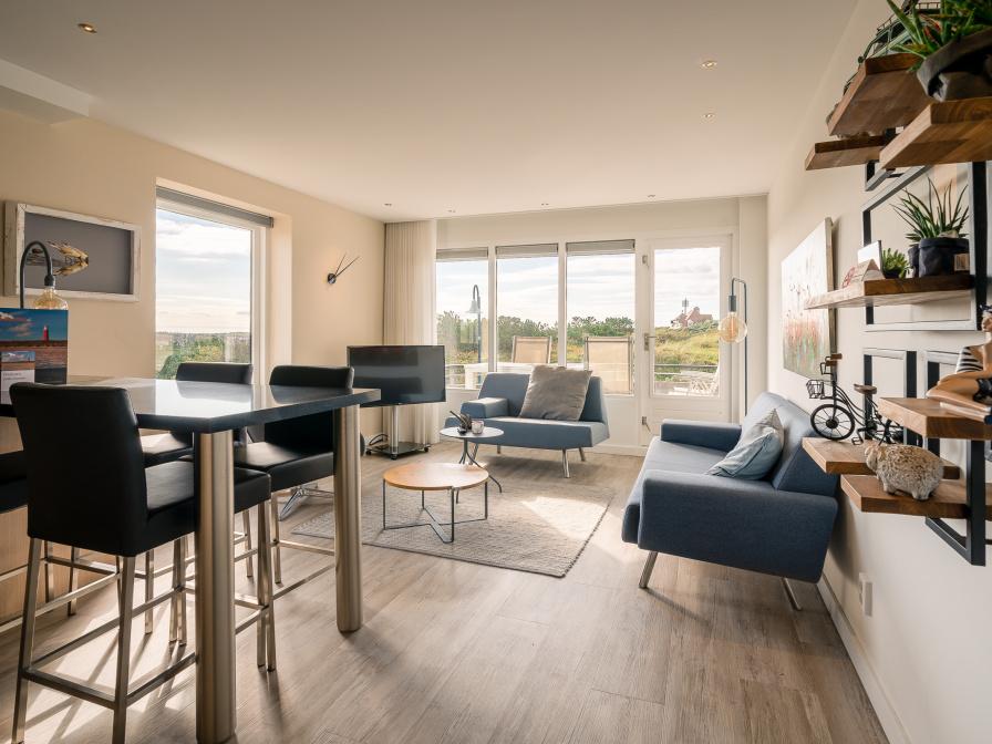 Appartement 038 Eiland en Zeezicht