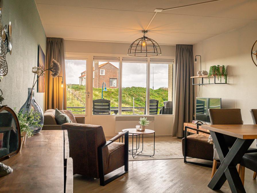 Appartement 044 Eiland en Zeezicht
