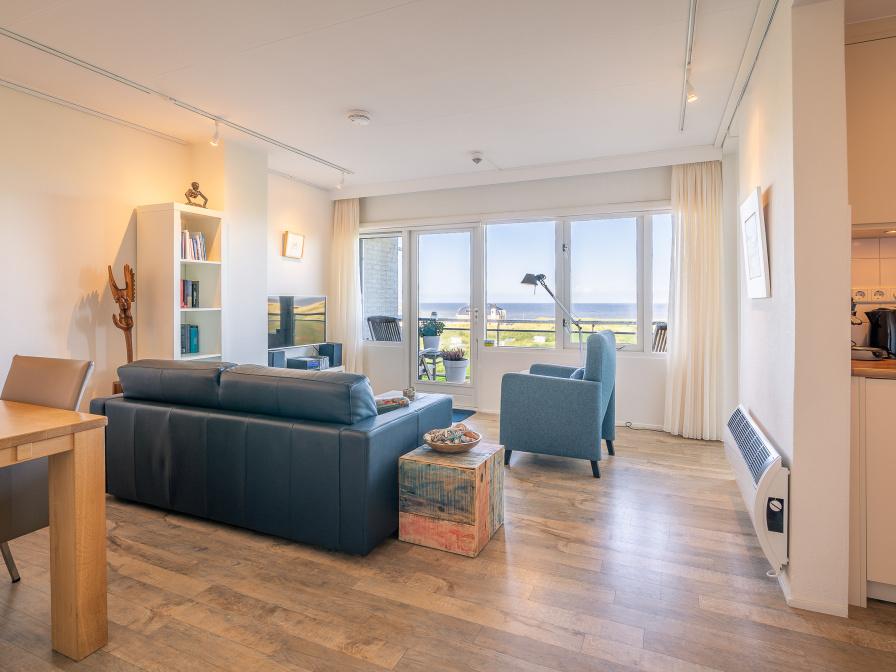 Appartement 112 Zeezicht