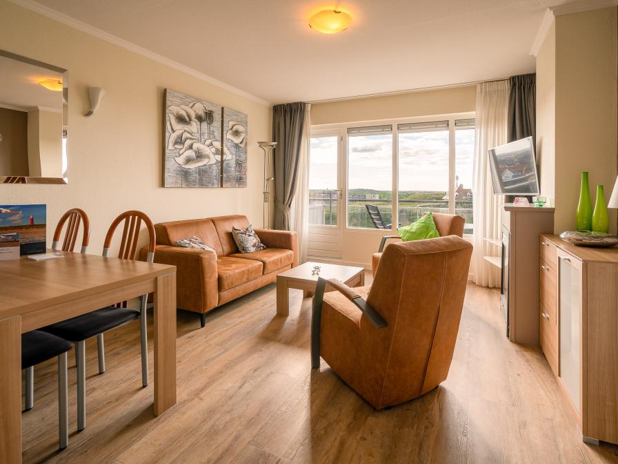 Appartement 136 Eiland en Zeezicht