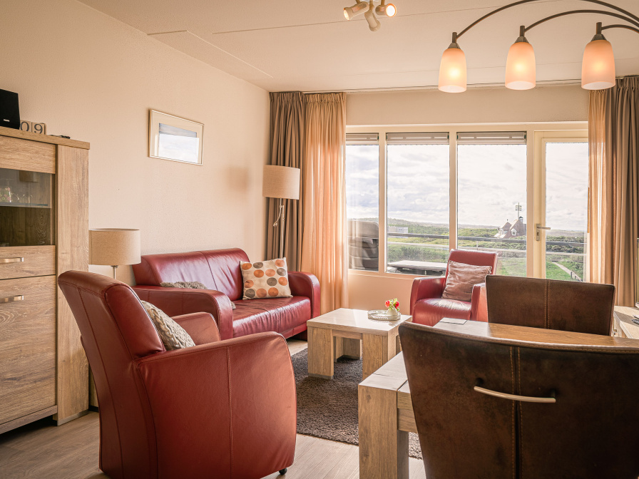 Appartement 138 Eiland en Zeezicht