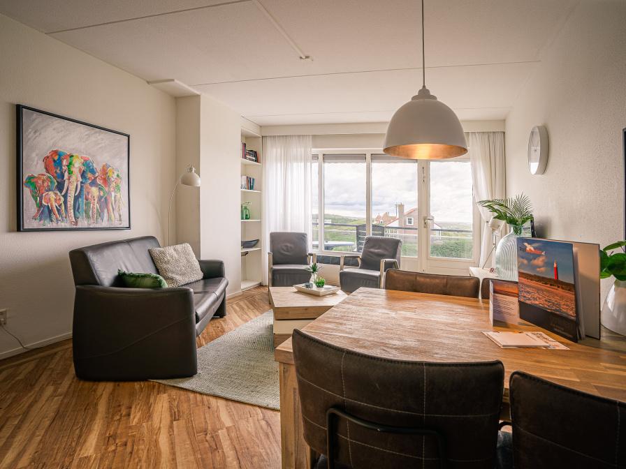Appartement 146 Eiland en Zeezicht
