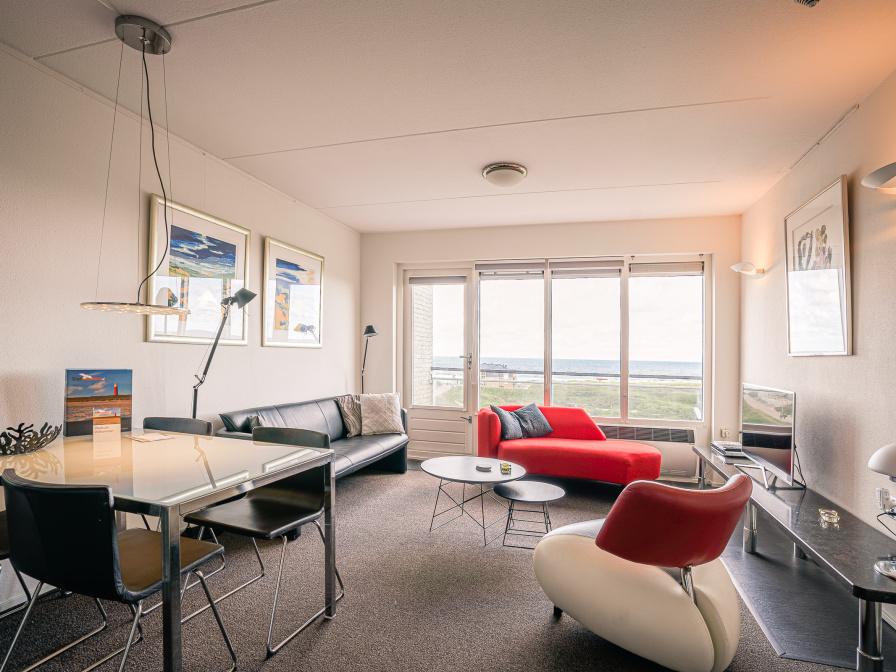 Appartement 152 Zeezicht