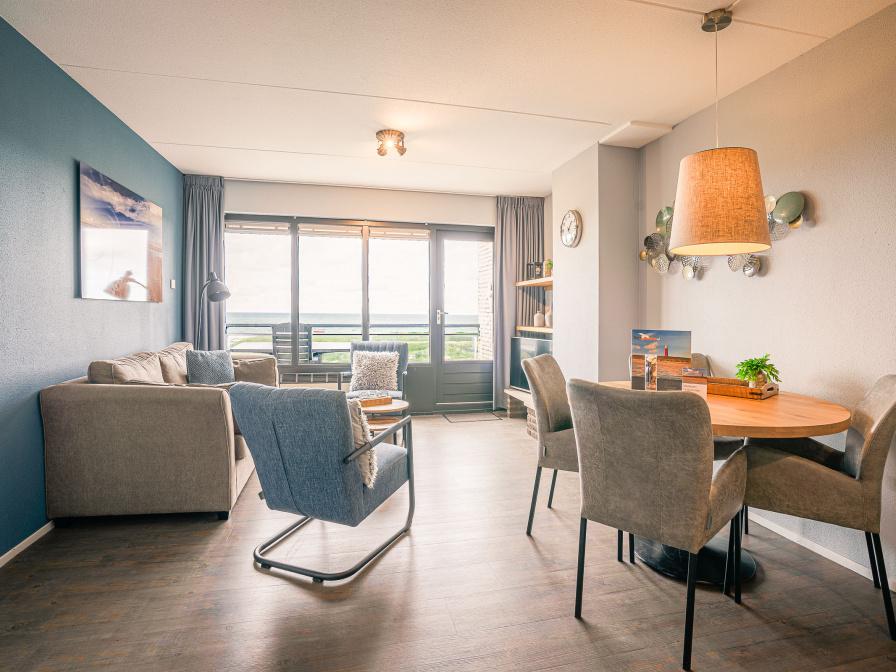 Appartement 156 Zeezicht