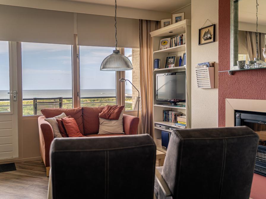 Appartement 158 Zeezicht