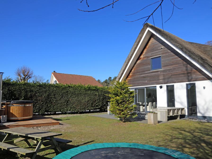 Bungalowpark 't Hoogelandt - Villa 126 met Hottub en Sauna