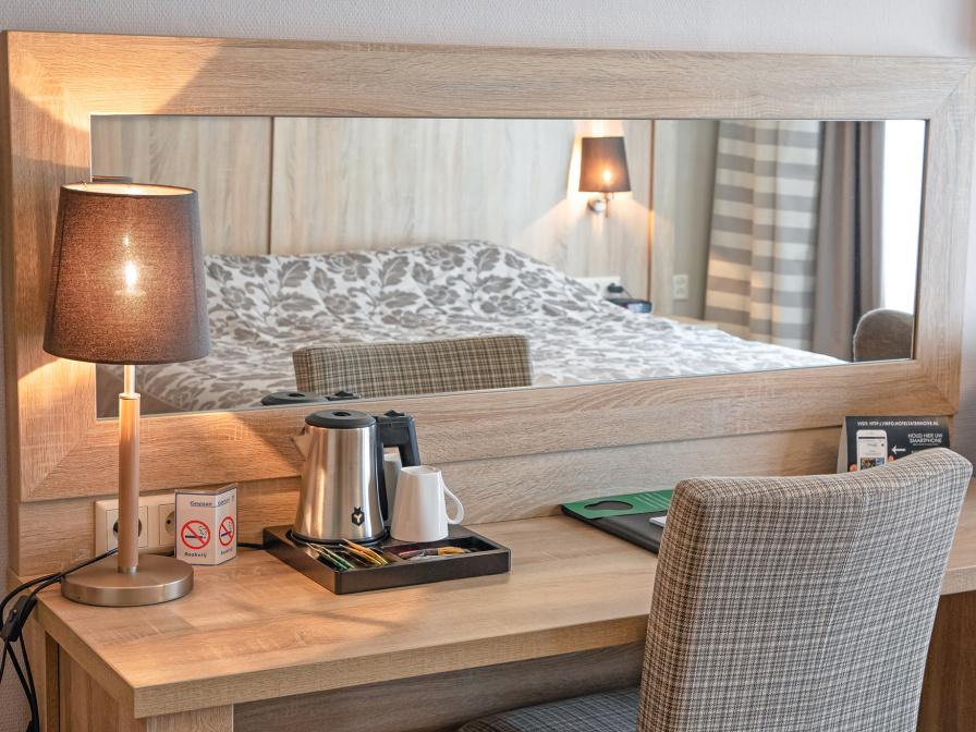 Comfortkamer met balkon