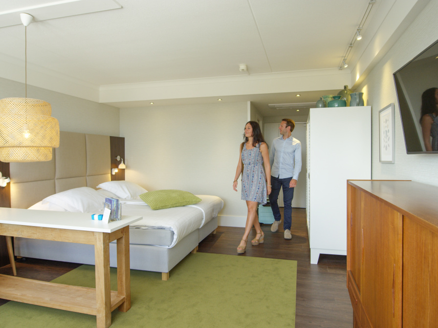 Suite met duinzicht - Bad/douche/toilet