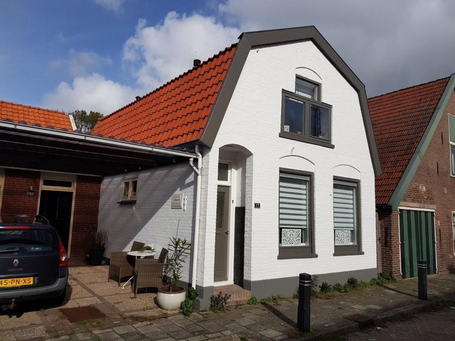 Texels Kwartier - Driepersoons kamer douche/toilet